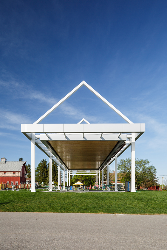 Events Pavilion, Canada Agriculture and Food Museum