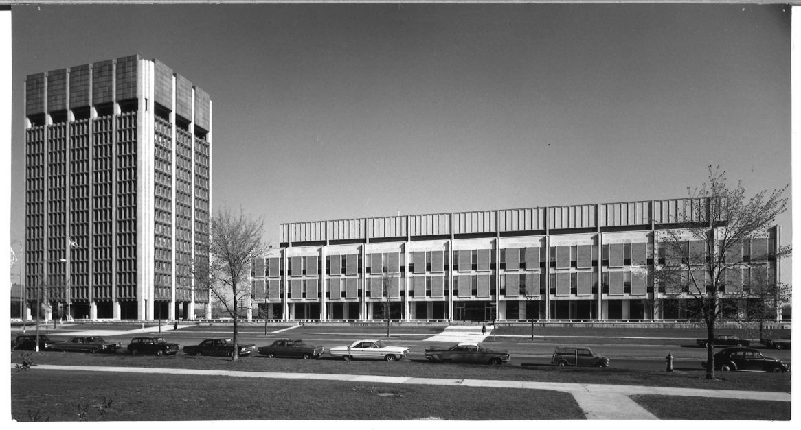 Building 8- Tunney's Pasture (1965)